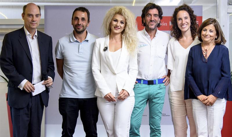 Las startups españolas MJN-SERAS y SCOOBIC, y la austriaca BLITAB, clasificadas para la final de los Premios Fundación MAPFRE a la Innovación Social