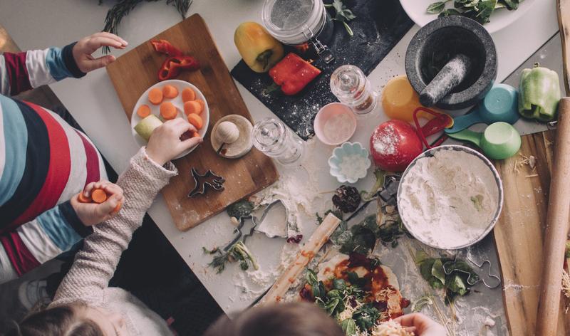 proyecto para promover la alimentación saludable y prevenir la obesidad infantil