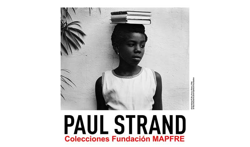 Exposición de Paul Strand