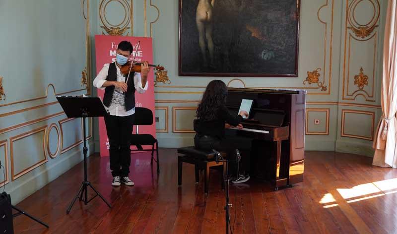 Música de Bach en streaming para hospitales y centros sociosanitarios de Gran Canaria