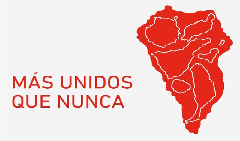 Primeras ayudas de emergencia de Fundación MAPFRE Guanarteme para la isla de La Palma