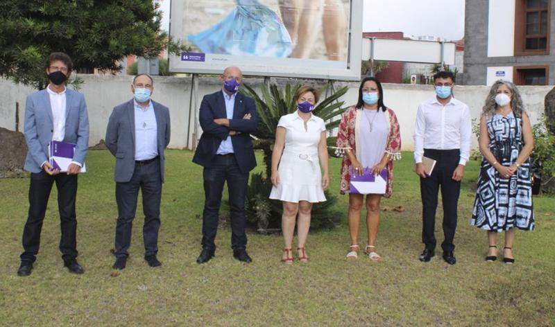 Fundación MAPFRE Guanarteme y la Universidad de La Laguna y la renuevan su apoyo a la Cátedra de Tecnología y Educación