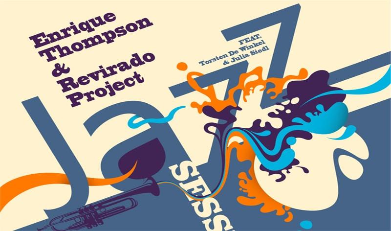 Enrique Thompson & Revirado Project, hoy en concierto en la Fundación MAPFRE Guanarteme